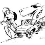 Biking is Provocative