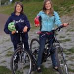 Biking for Bicycle Alliance on Bainbridge Island