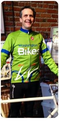 Washington state bike jersey available only from Washington Bikes, WAbikes.org