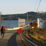 Construction Update: Hood Canal Bridge Bicycle Safety Improvements