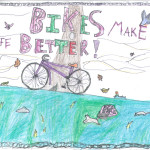 Washington Bicycle Poster Contest Winners