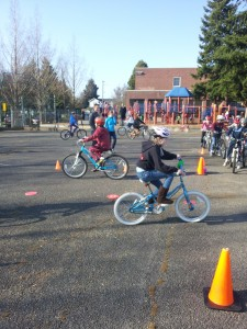Bike Rodeo at Loyal Heights