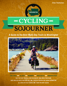 Cover of Cycling Sojourner: A Guide to the Best Multiday Bike Tours in Washington