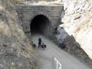 Entrance to Poolburn Tunnel