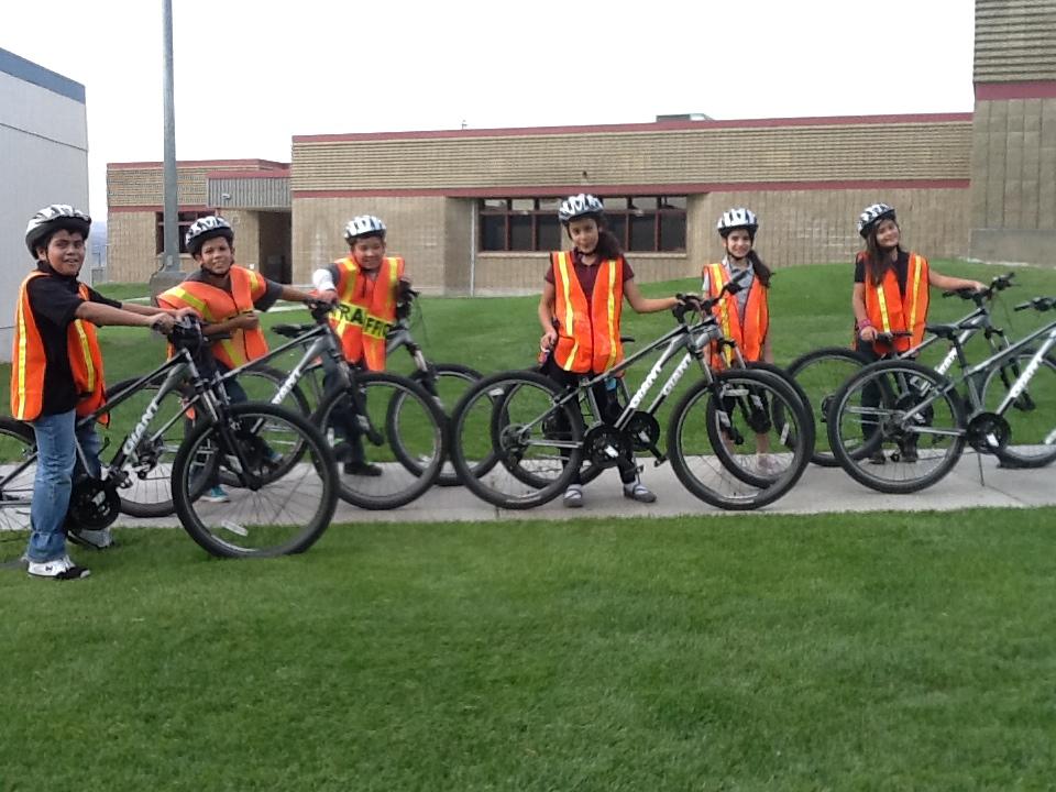 Wahluke Intermural Bike Group 2013