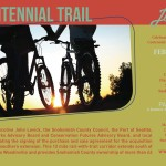 Celebrate the Past and Present of Snohomish County's Centennial Trail