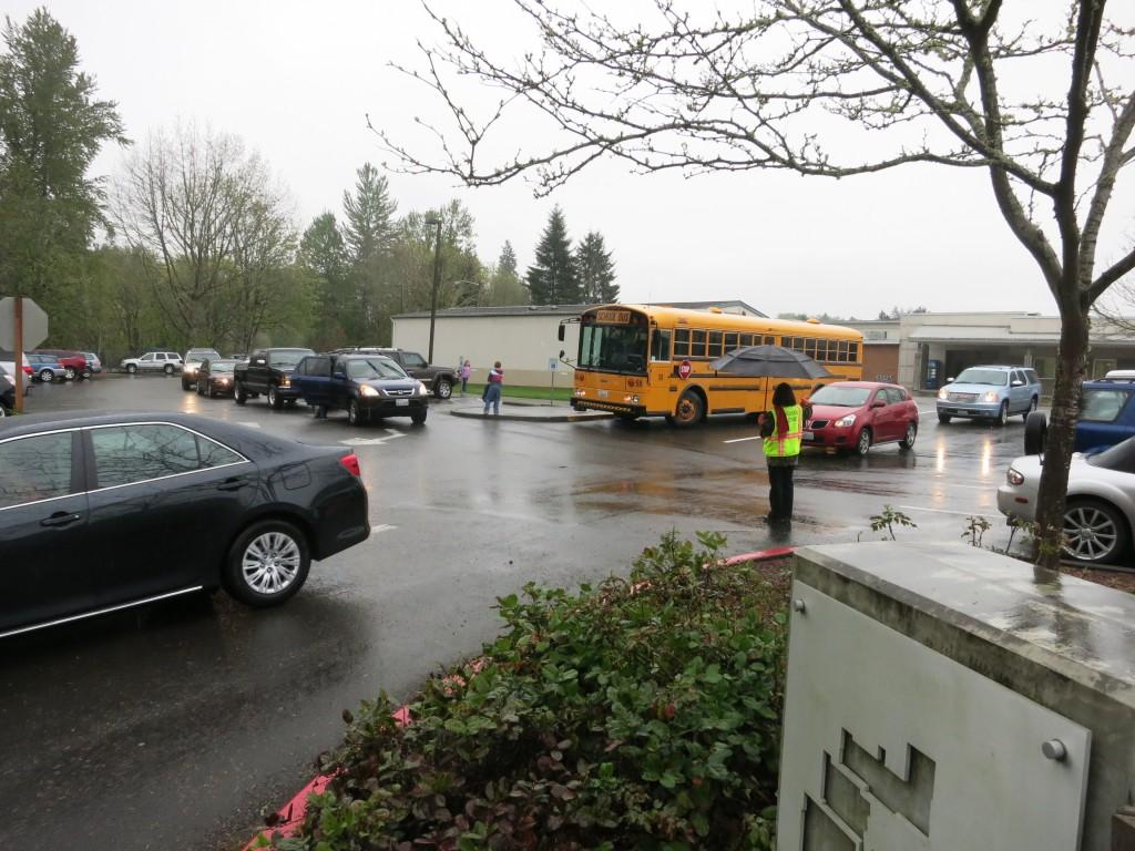 La Center School Arrival Time 2014