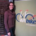 Kate Johnston Joins WAbikes