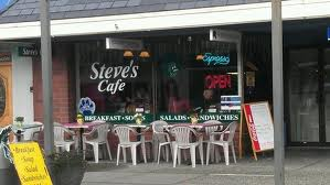 Steve's Cafe, Bothell, WA