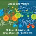 May is Bike Month and It's Huge!