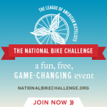 We're Back With the National Bike Challenge!