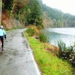Riding in the Rain Shadow: Day 2 – Zig-Zag to Lake Crescent