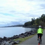 Riding in the Rain Shadow: Day 3 – Olympic Discovery Trail to Sequim Bay