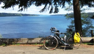 Get outdoors by bike! Tacoma Five Mile Drive one of many great places and events in the #1 Bicycle Friendly State.