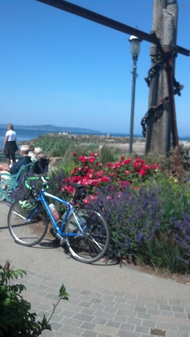 Snohomish County Bikes: Seattle to Edmonds - Day Trip to the