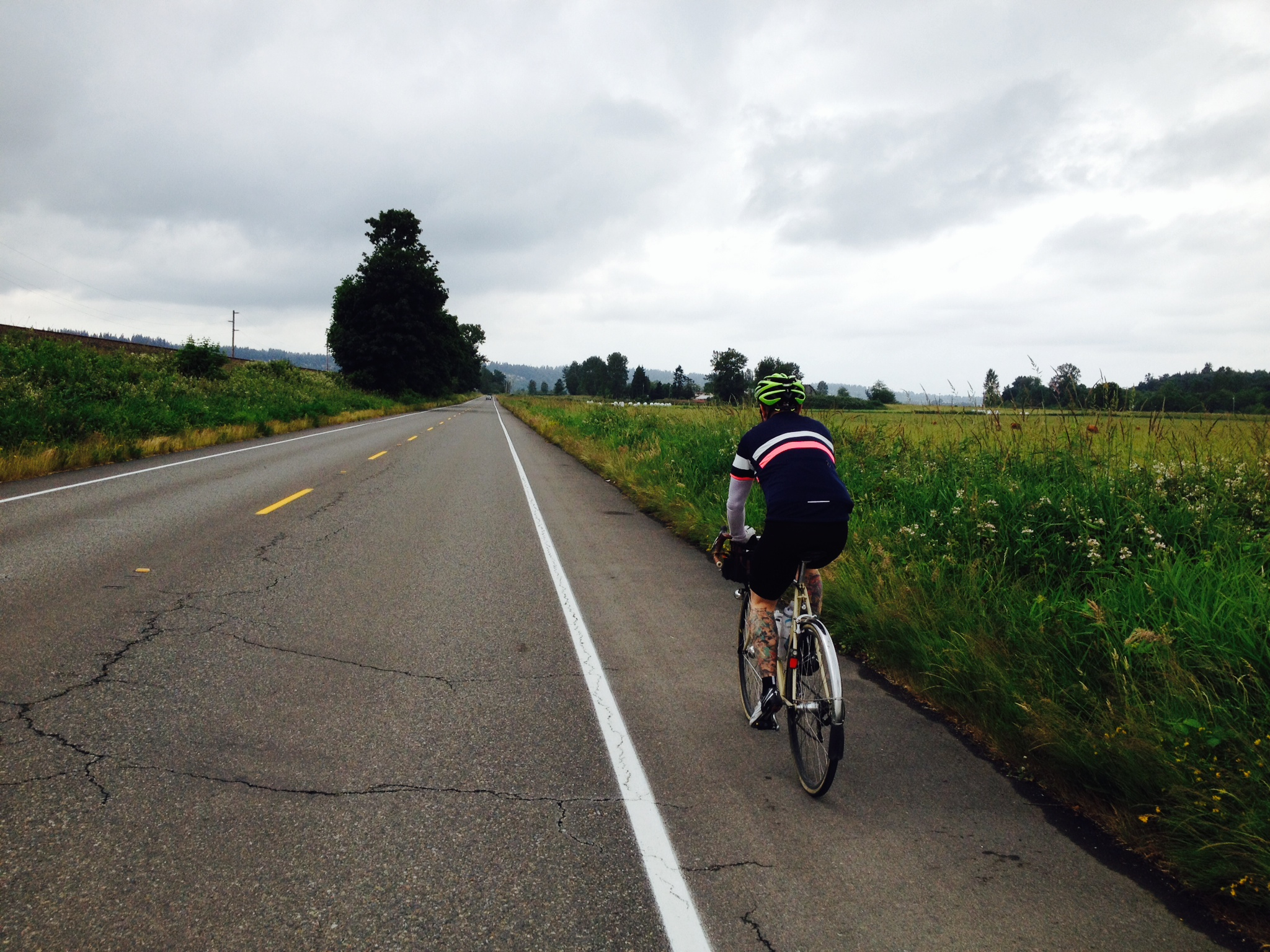 Snohomish County Bikes: Country Riding on the Everett-Lake ...