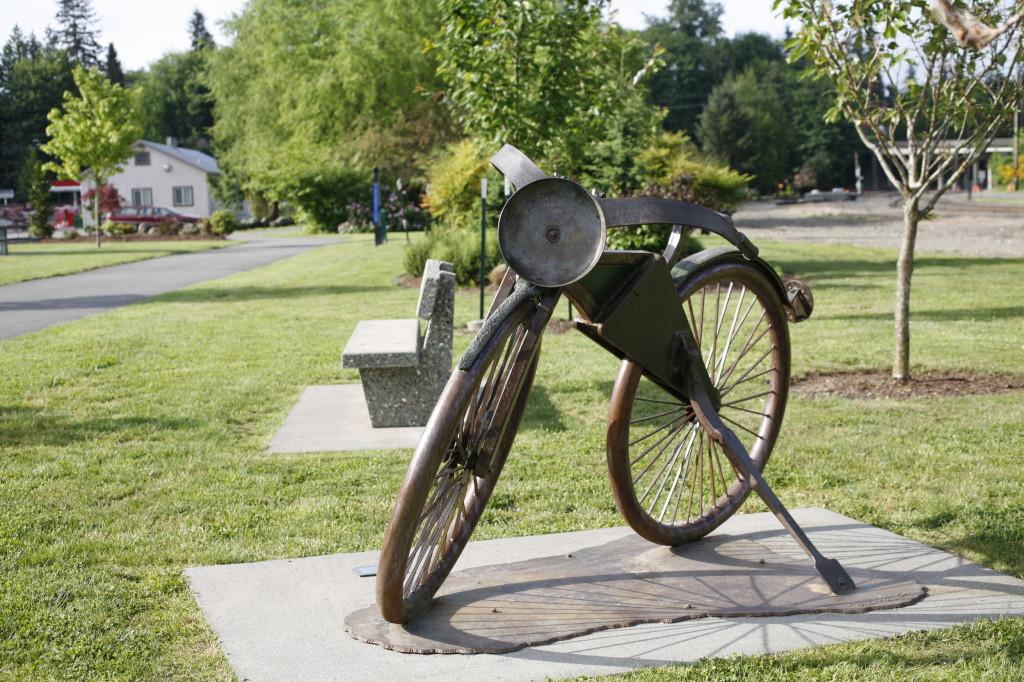 Centennial Trail Art