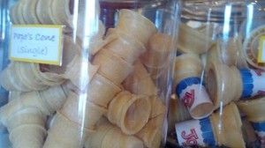 Mini-ice-cream-cones_Waterfront-Coffee_Edmonds