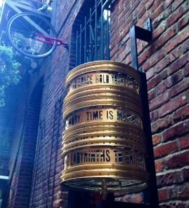 bicycle prayer wheel