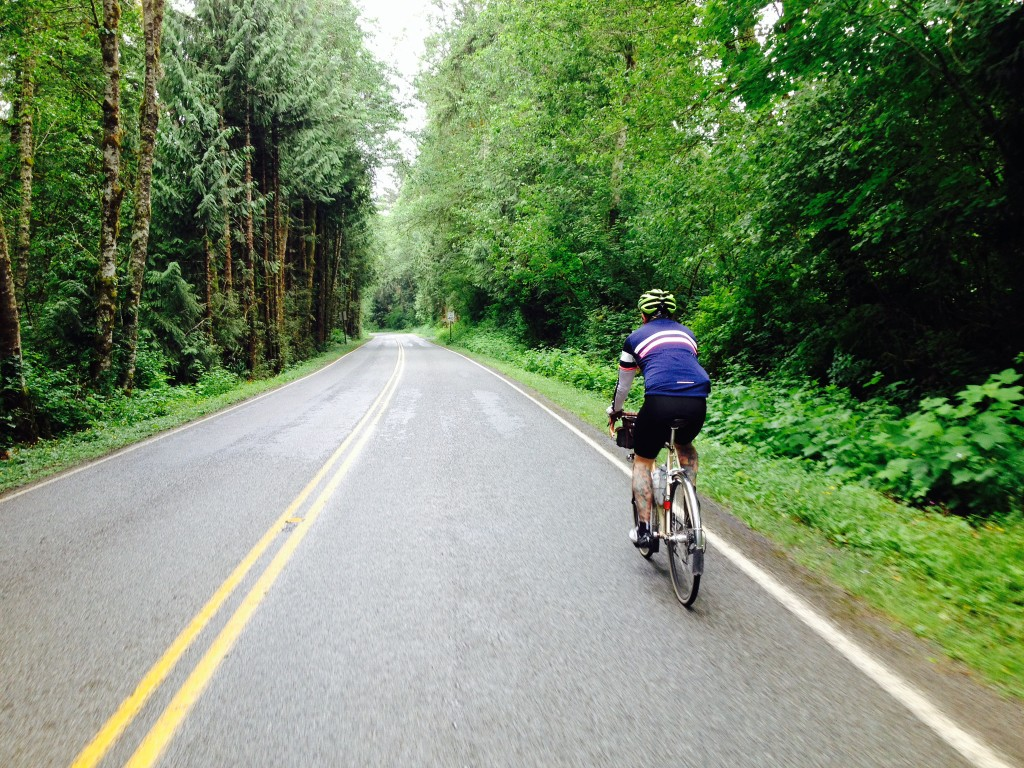 Cycling Snohomish County's quiet roads