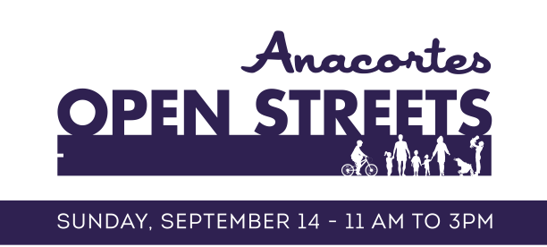 Anacortes Open Streets Banner