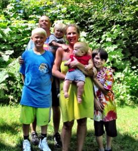 Paul Dannels Family_Spokane