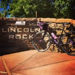 Looking for Lincoln (at Lincoln Rock State Park)