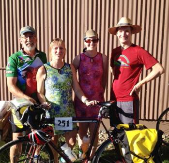 WA bikes staff