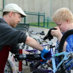 Spokane School and Family Programs: Walking and Biking at Holmes Elementary