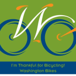 Giving Thanks for Bicycles
