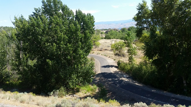Apple Capital Loop Trail, East Wenatchee.