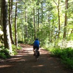 Olympic Discovery Trail: Car-Free Route Around Lake Crescent