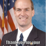 Representative Rick Larsen Champions Biking and Walking Safety
