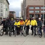 Two Wheels After Turkey: Below Freezing Benefit Bike Ride for Washington Bikes in Spokane