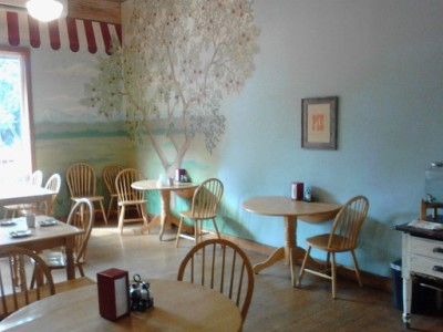 Interior, Snohomish Pie Company, Snohomish, WA