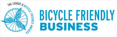 League of American Bicyclists Bicycle Friendly Business logo