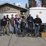 Spokane Bicycle Club helps keep Reardan rolling
