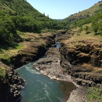 Wild and Scenic Klickitat River