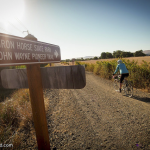 Iron Horse Trail is a western portion of the John Wayne Pioneer Trail. Pic by Visit Kittitas County.