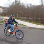 Transporting Valuables by Bike