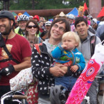 Tour de Fat Features Bikes, Folly and Fundraising
