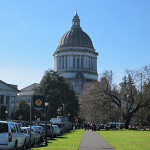 Activists turn out for Transportation Advocacy Day in Olympia