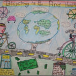 Poster Contest for Fifth Graders: Bicycling is fun…and healthy too!