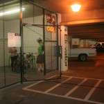 Bike Cage Opens in Tacoma