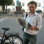 Blake Trask joins the Bicycle Alliance as Statewide Policy Director