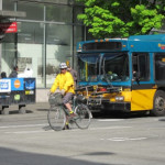 Bike to Work Day: Drop by our Energizer Station in Pioneer Square!