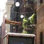 Nord Alley Transformed into Tour d'Alley