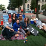 Tomorrow is PARK(ing) Day!