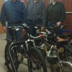 Leading by Example:  Execs at Seattle technology firm encourage a healthier commute by getting on their bikes