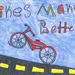 Bike Poster People's Choice Award